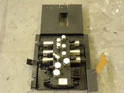 Hydraulic block for Caterpillar  NR16N