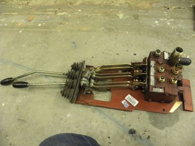 3 Way Hydraulic valve for Linde E 15C Series 322