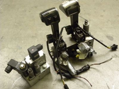 Hydraulic Consol with 2 hydraulic levers for Jungheinrich ERE 20