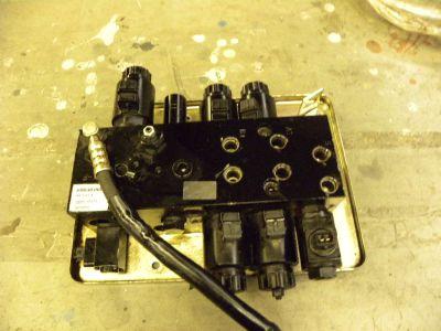 Steering block hydraulics for Jungheinrich ETV 320