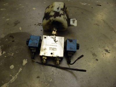 Control valve for Om Pimespo TSX20