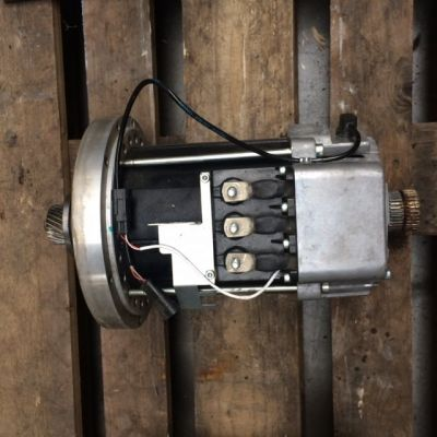 Drive motor for Unicarriers