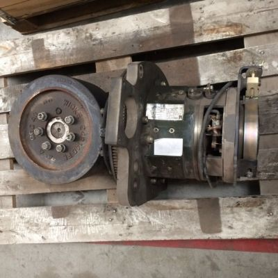 Traction Unit for Linde