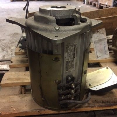 Electrical motor for jungheinrich