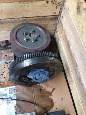 Driving wheel for Linde L14AP-L16AP, Series 372