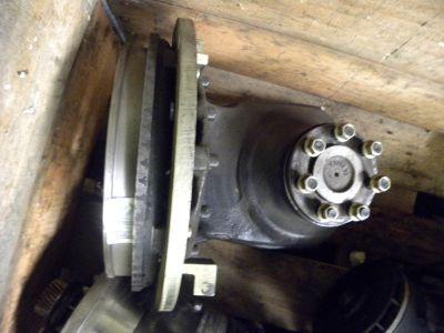 Gear box with wheel  for Still FM 20