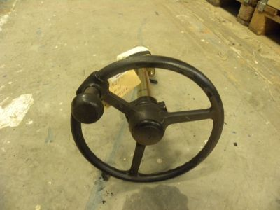 Steering Wheel with steering pump For Linde E15C Series 322